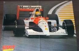 Poster Airton Senna