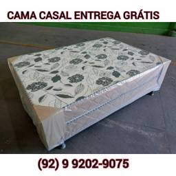 Super Oferta do dia de camas semi espuma
