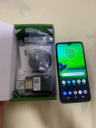 Moto G 8 play completo