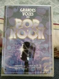 Dvd grandes vozes do pop rock original lacrado