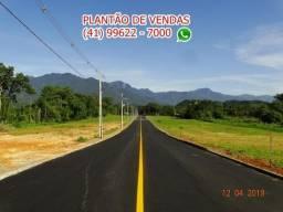 Terrenos em São João Abaixo - Garuva/SC - Parcelas a partir de R$625,74