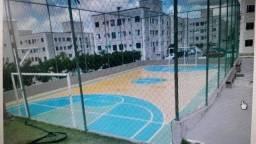 Alugo apartamento no residencial Jangadas