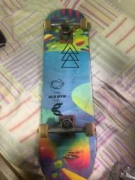 Skate peças montadas