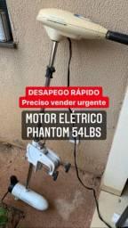 Motor elétrico Phantom 54 Lbs marítimisado