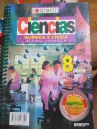 Ciências química e física