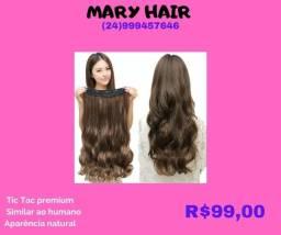 O Mega Hair mais barato da região