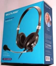 Fone multilaser headset acoustic