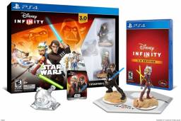 PS4 - Game Disney Infinity 3.0 Edition : Star Wars - Starter Pack - PS4