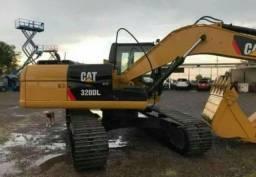 Escavadeira Caterpillar 320DL 2016
