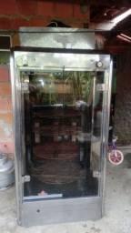 Maquina de asar frango
