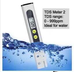 Medidor para teste de pureza de água