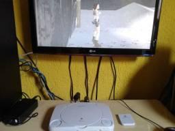 Playstation 1 destravado excelente!