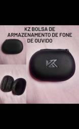 Case para fone de ouvido - KZ