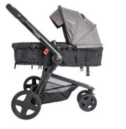 Carrinho Bebê Kiddo Compass Iii Moises Mg Bebê Conforto Base- 4 de meses de uso