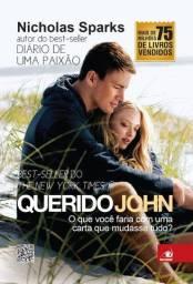 Querido John - Nicholas Sparks (bom estado)