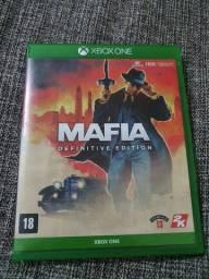 Jogo xbox one Mafia 2020 definitive edition