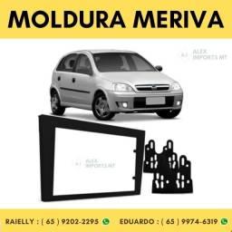 Moldura Gm Vectra / montana / meriva 2din Moudura Dois Din Modura 2 Dim