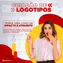 Crie seu logotipo, banners, flyers, site, loja virtual, locução