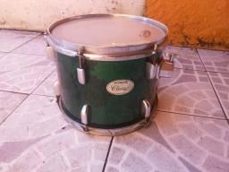 Vendo tambor de. 12 polegadas bateria Michael. 250,0