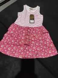 Vestido Infantil - LEE COOPER!