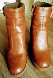 Bota_Clássica - para deixar os pés quentinhos e look poderoso