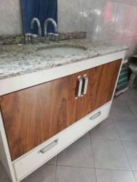 Móvel de Banheiro 100% MDF