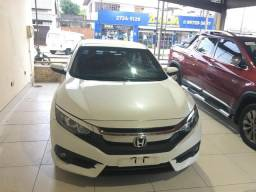 Honda Civic EXL 2.0 AT *2017* *Branco Perola