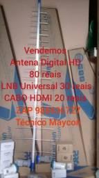 ANTENA DIGITAL HD UHF