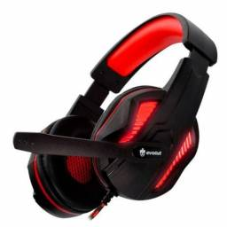 Headset Fone Gamer Evolut Toth EG305RD