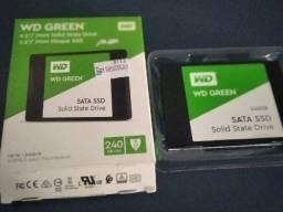 SSD Green 240gb