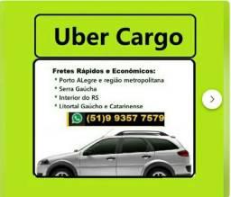 Frete UberCargo Transportes