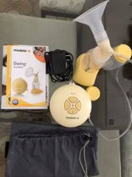 <br>Bomba elétrica para retirada de leite materno Medela, modelo Swing