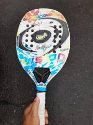 Raquete beach tennis Vision supercarbon