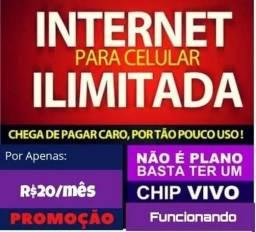 Internet Vivo Ilimtada