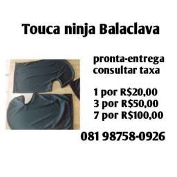 Toucas ninja balaclava mega promo