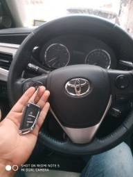 Chave canivete completa Etios Hilux Corolla yaris