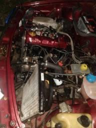 Gol turbo 98