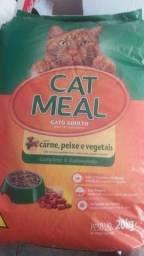 RAÇÃO CAT MEAL 20kg (entregas grátis )