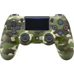 Controle Dualshock 4 - PlayStation 4 - Camuflado Ps4