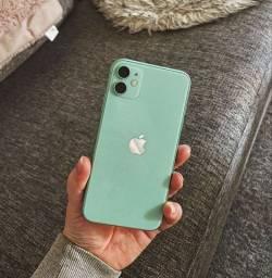 iPhone 11 64gb LACRADO - Verde Água