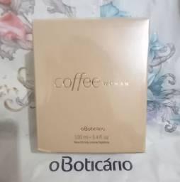 Novo lacrado perfume Coffe Woman