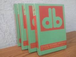 Coleção completa - Dicionário ilustrado - 4 volumes