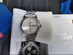 Relógio Tissot - divido no cartão
