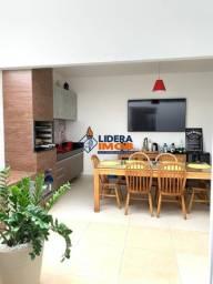Casa no Sim, 3/4, Suíte, Área Gourmet, no Condomínio Villa Paradiso, em Feira de Santana