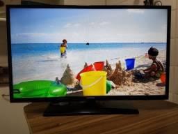 Tv 39'' Samsung LED 3D Full HD - 2 Óculos 3D - UN39FH5030GXZD
