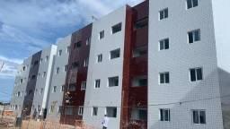 Apartamento localizado no Novo Geisel.