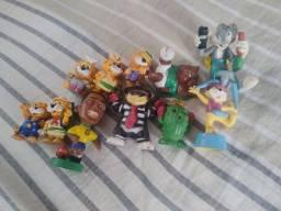 11 Miniaturas Kinder ovo
