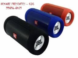 Caixa de som JBL charge 2