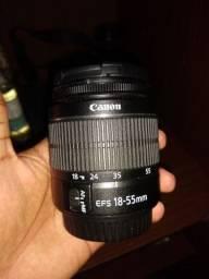Canon T5 + Lente 18-55