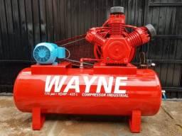Compressor de ar 40 pés Wayne Industrial
